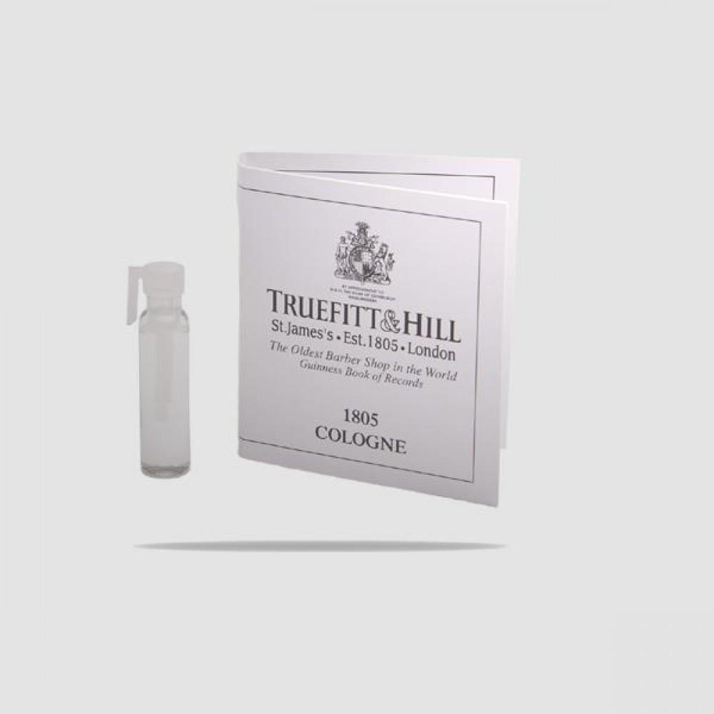 Eau De Cologne - Truefitt And Hill - 1805 Sample 1,5ml