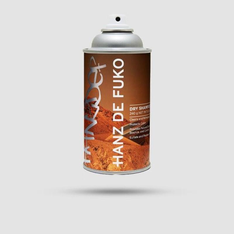 Σαμπουάν Για Μαλλιά - Hanz De Fuko - Dry Shampoo 240g