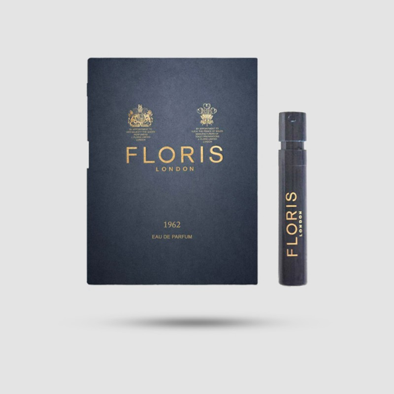 Eau De Parfum - Floris London - 1962 Sample 1,2 Ml