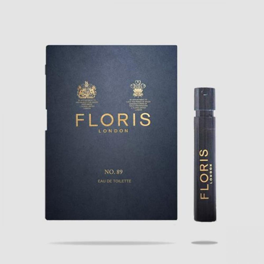 Eau De Toilette - Floris London - No. 89 Sample 1,2 Ml