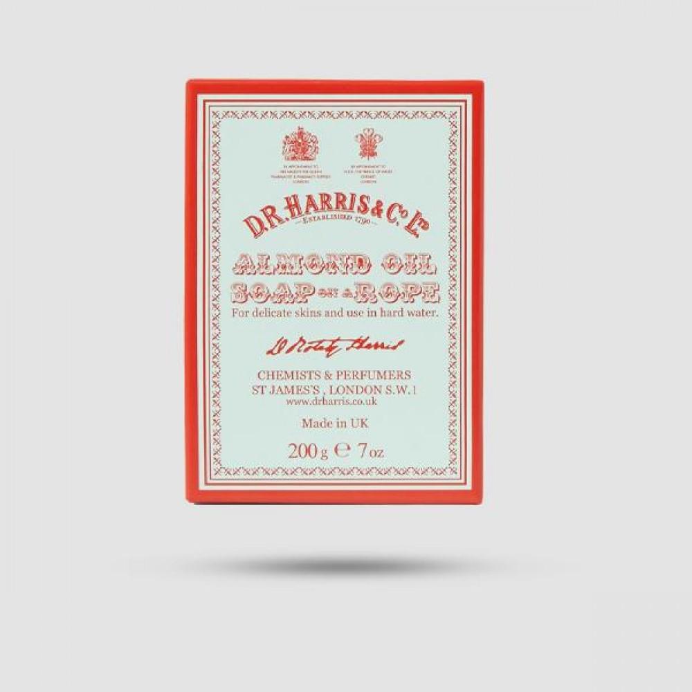 Σαπούνι Με Κορδόνι - D. R. Harris - Με Αμυγδαλέλαιο 200g