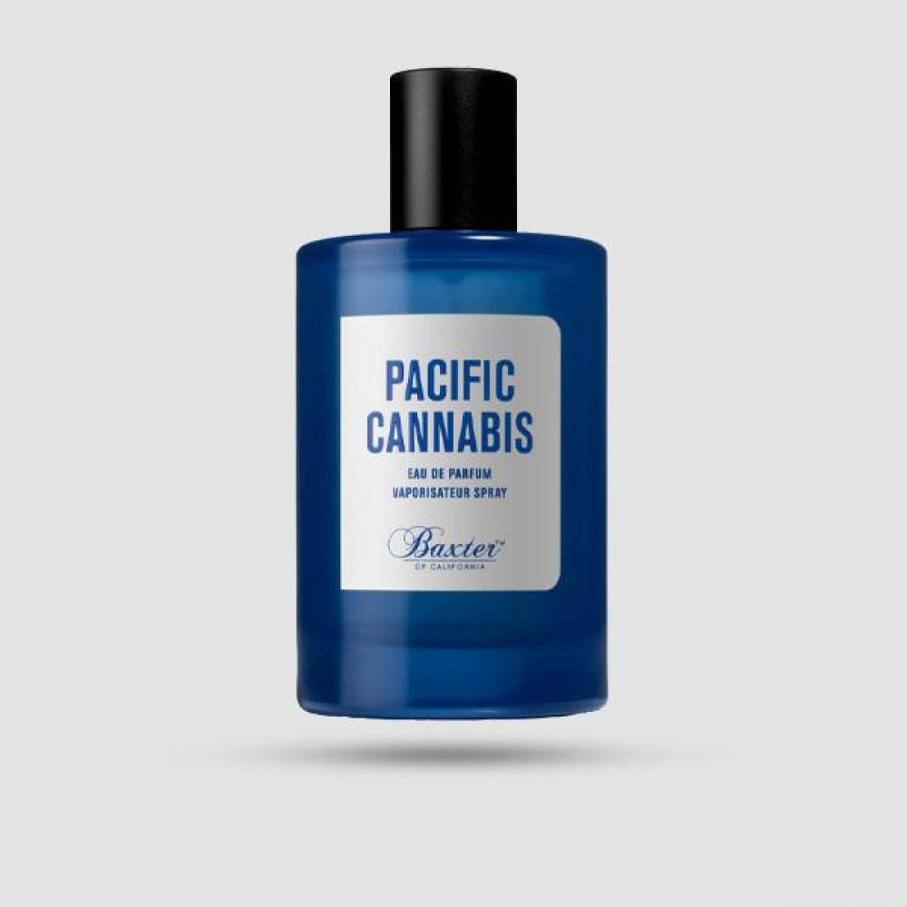 Eau De Parfum - Baxter Of California - Pacific Cannabis - 100ml / 3.4 Fl.oz