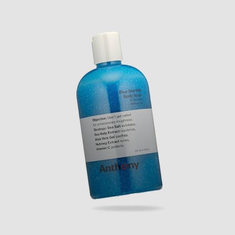 Scrub Για Το Σώμα - Anthony - Απο Θαλασσινά Φύκια 355ml