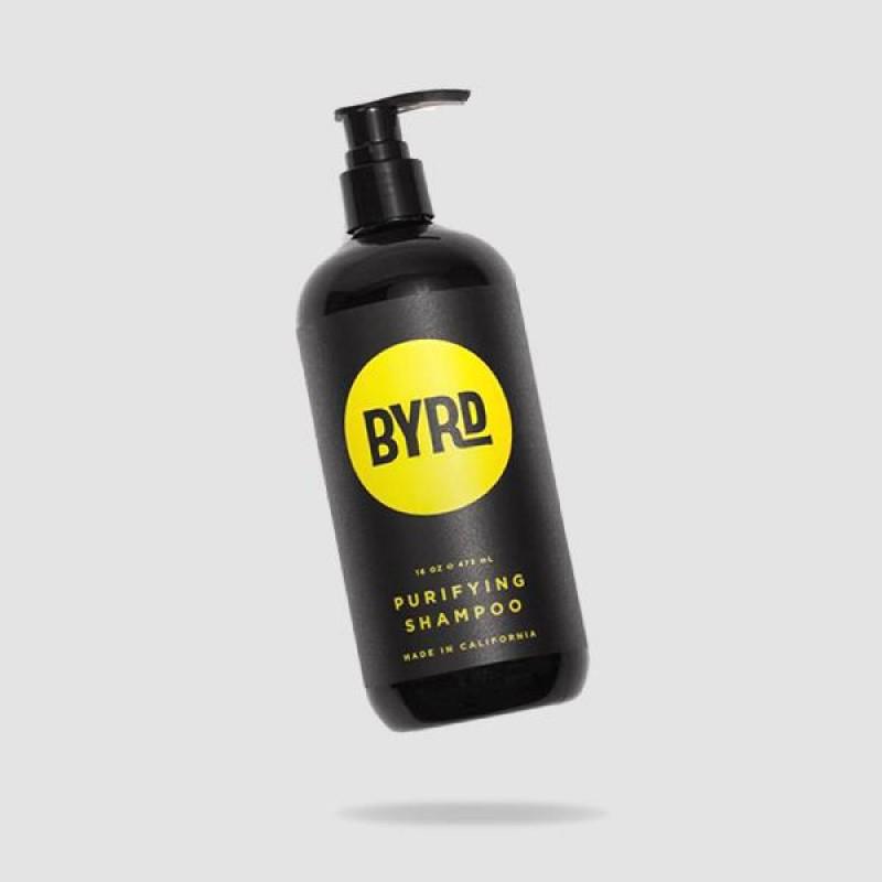 Σαμπουάν Για Μαλλιά - Byrd - The Purifying 437ml / 16oz.