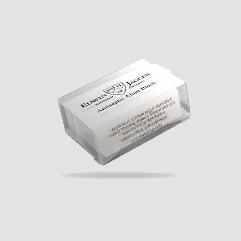 Antiseptic Alum Block - Edwin Jagger - 54g (Pps-al2)