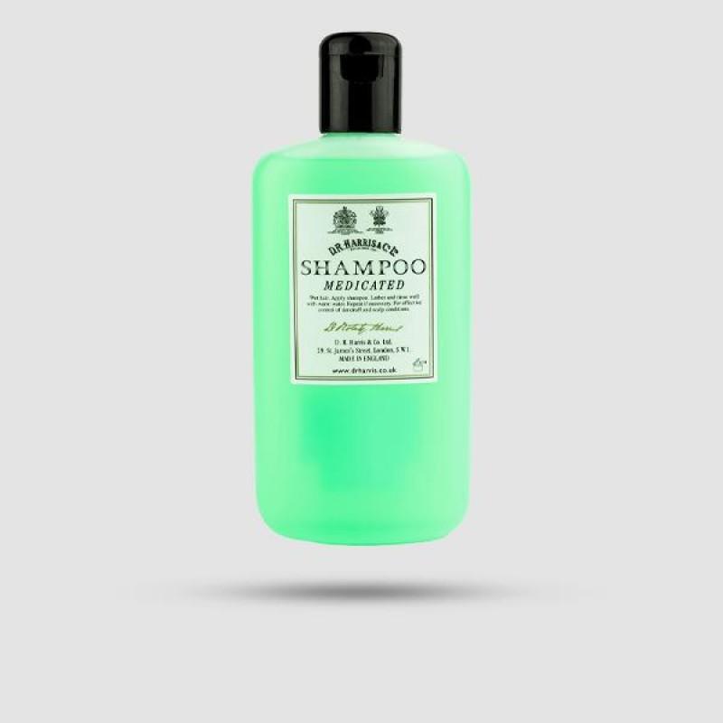 Σαμπουάν Για Μαλλιά - D. R. Harris - Αντιπιτιρυδικό 250 ml