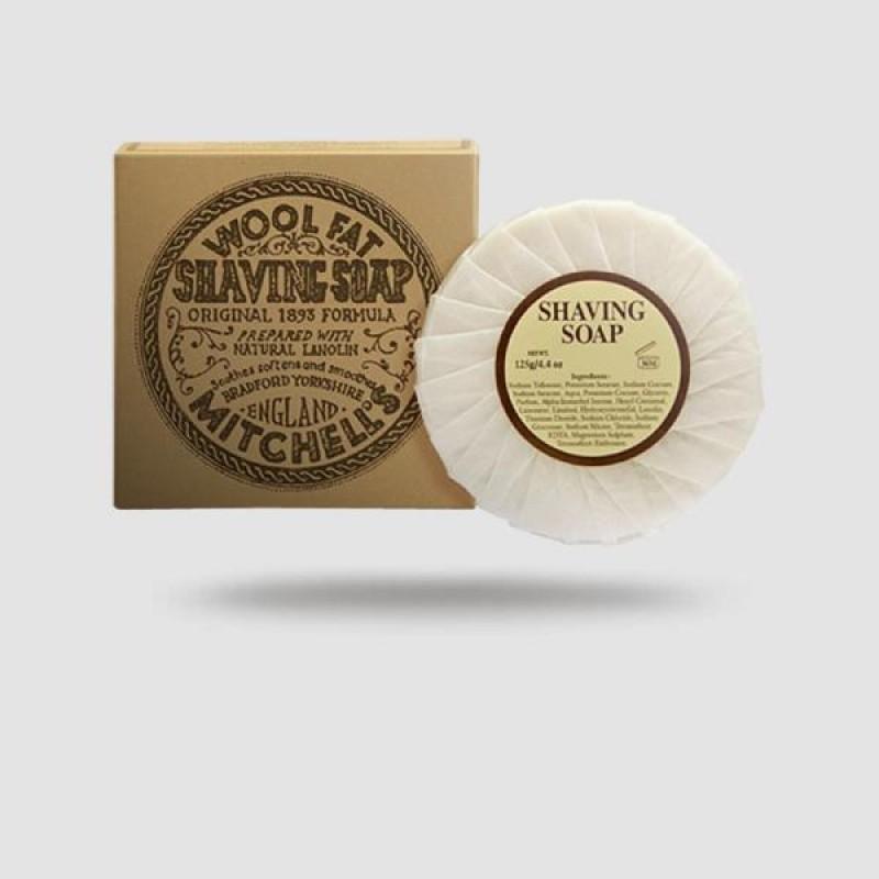 Ανταλλακτικό Σαπούνι Ξυρίσματος - Mitchells Luxury - 125g