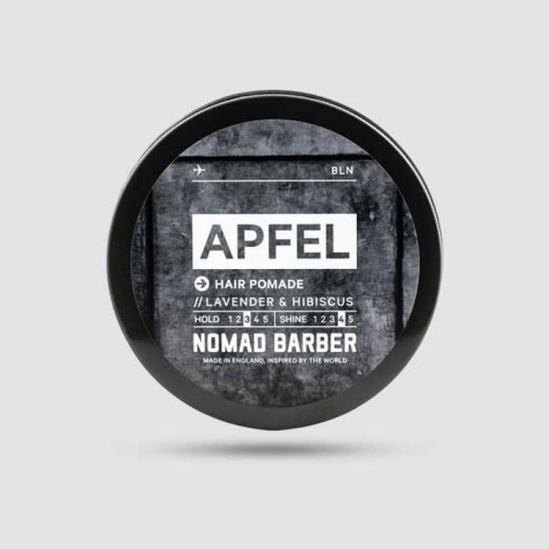 Πομάδα Για Μαλλιά  - Nomad Barber - Apfel 85g