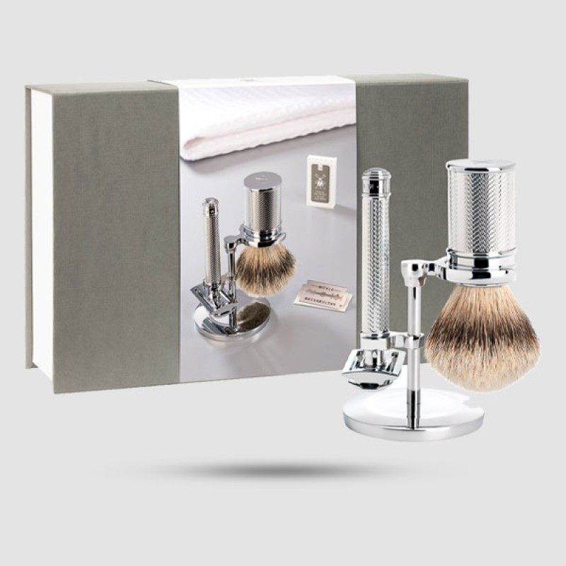 Gift Set - Muhle - Gs Trad Chrom