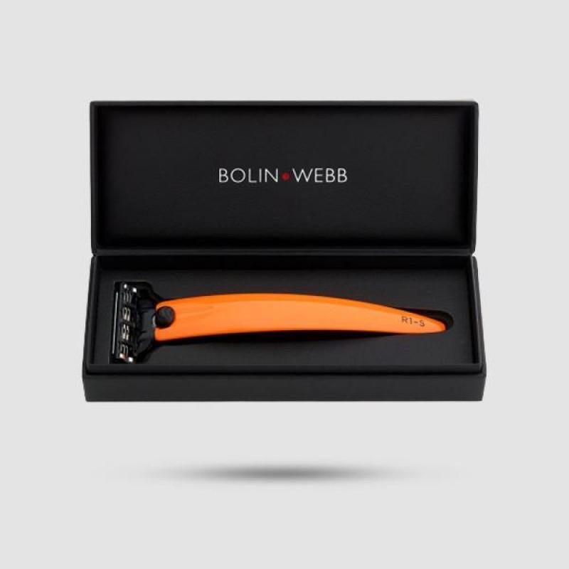 Ξυράφι 3 Λεπίδων - Bolin Webb - R1-S Signal Orange