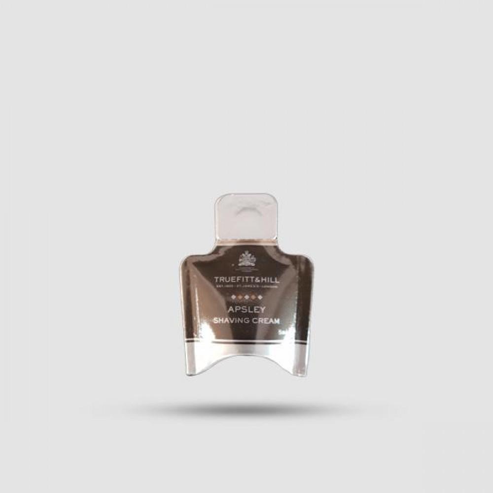 Κρέμα Ξυρίσματος - Truefitt And Hill - Apsley 5ml Δείγμα