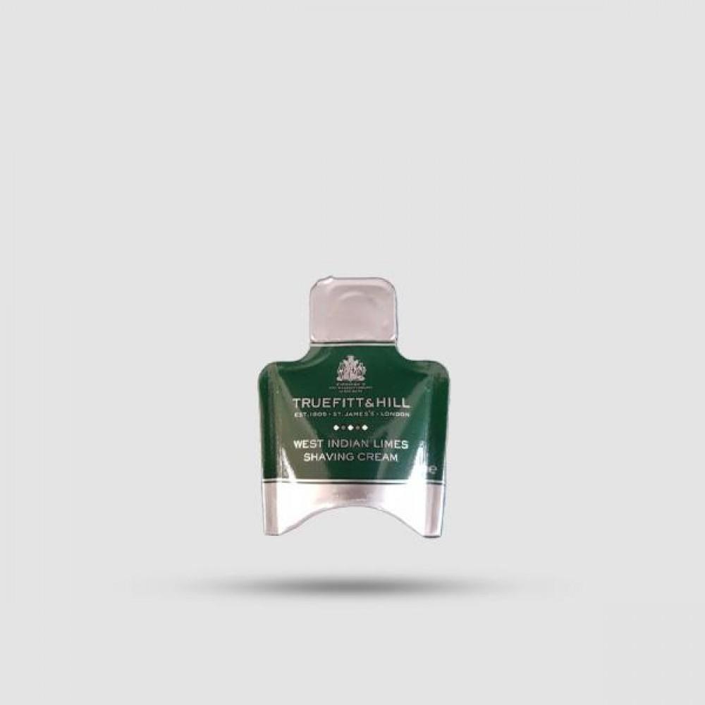 Κρέμα Ξυρίσματος - Truefitt And Hill - West Indian Limes 5ml Δείγμα