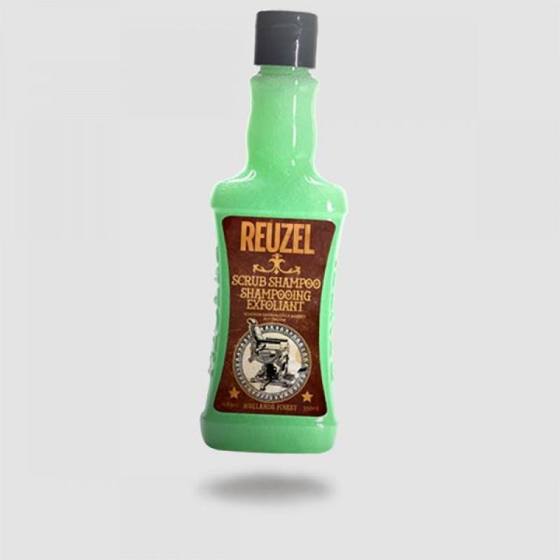 Σαμπουάν Για Μαλλιά - Reuzel - Scrub Shampoo 350ml /  11,8oz