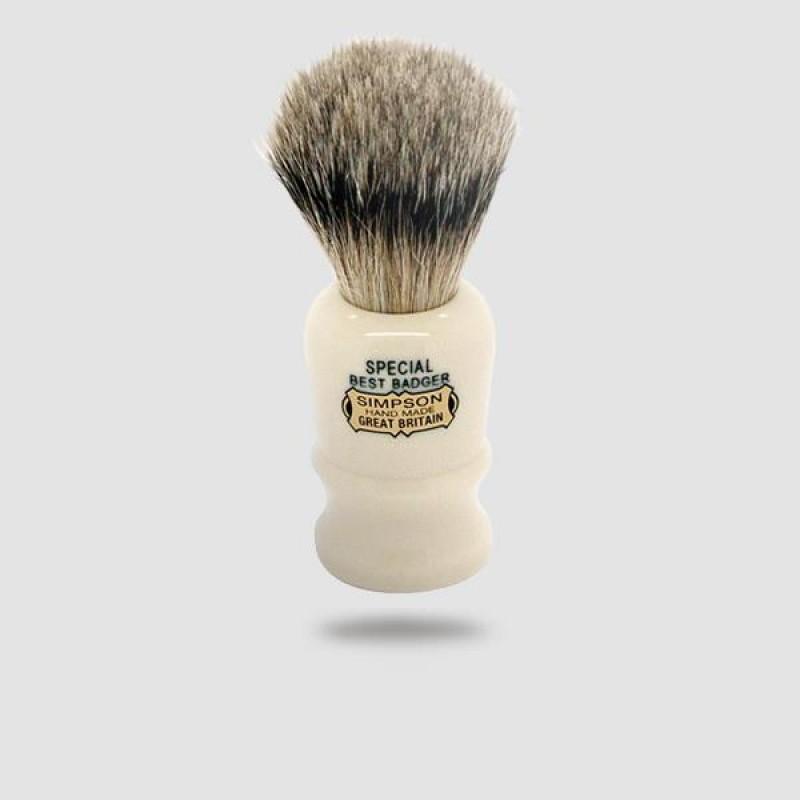 Πινέλο Ξυρίσματος Ασβού - Simpson - best Badger, Special 1 (S1)