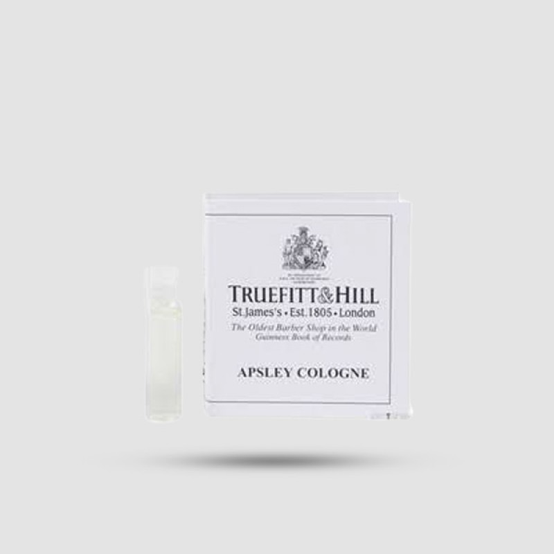 Eau De Cologne - Truefitt And Hill - Apsley Sample 1,5ml