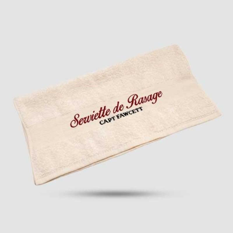 Πετσέτες Ξυρίσματος - Captain Fawcett - Απο 100% Καθαρό Βαμβάκι