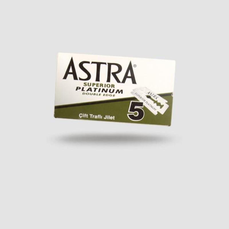 Λεπίδες Ξυρίσματος - Astra - Superior Platinum 1 X 5 Τεμάχια