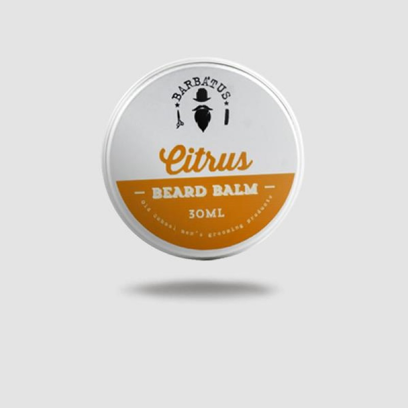 Balm Για Γένια - Barbatus - Με Άρωμα Κίτρου 30ml