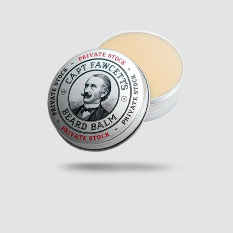 Balm Για Γένια - Captain Fawcett - Private Stock 60ml /2fl.oz