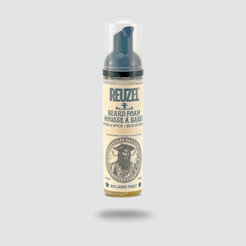 Αφρός Για Γένια - Reuzel - Woods & Spice 70ml / 2.3oz