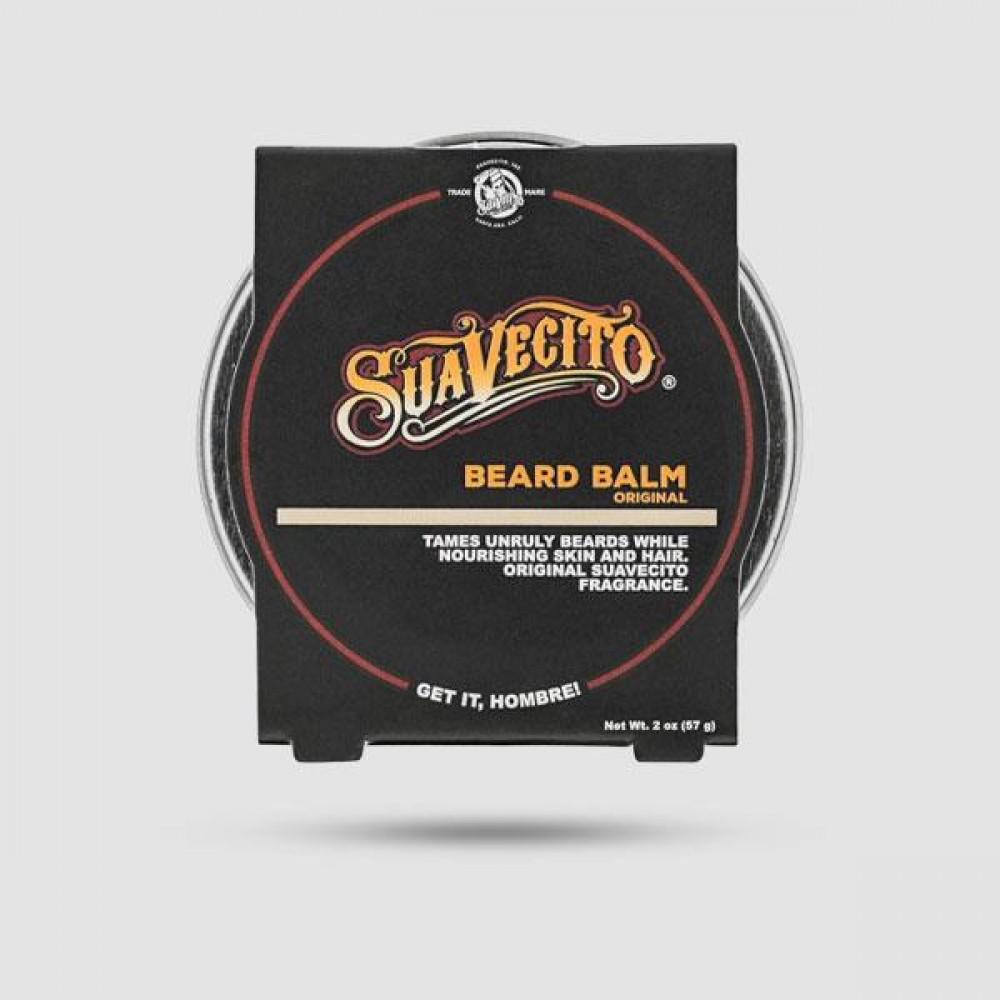Balm Για Γένια - Suavecito - Original 57g