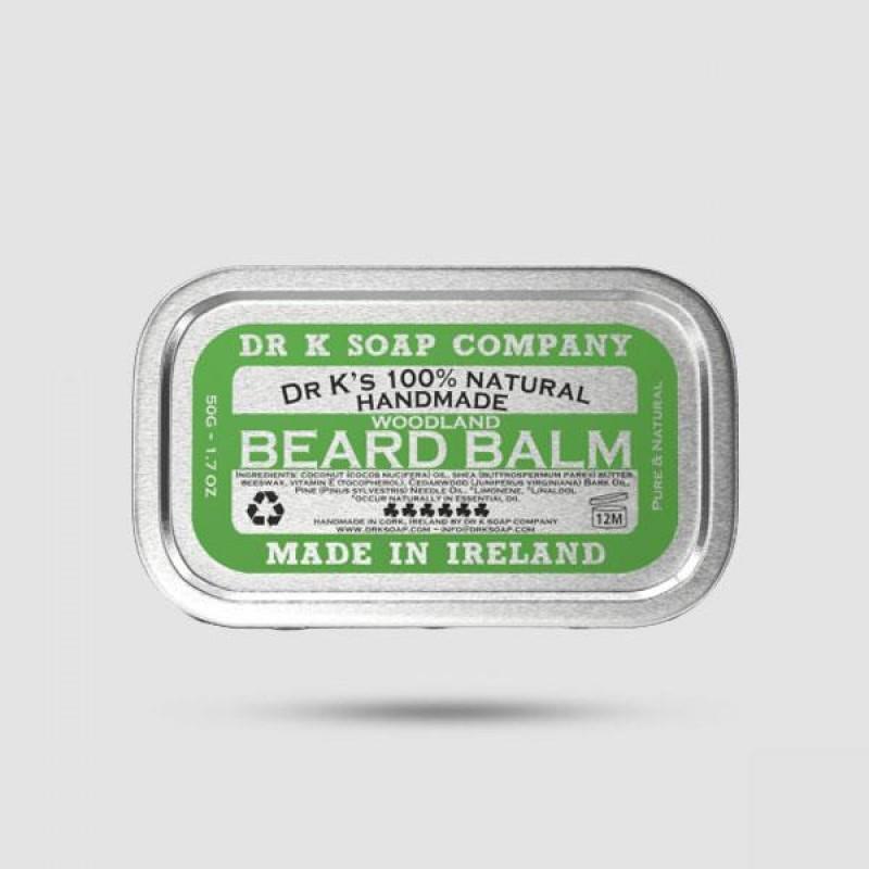 Balm Για Γένια - Dr. K. - Woodland Spice 50ml
