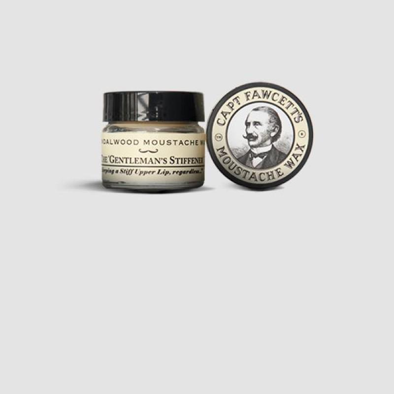 Κερί Για Μουστάκι - Captain Fawcett - Με Άρωμα Σανταλόξυλο 15ml