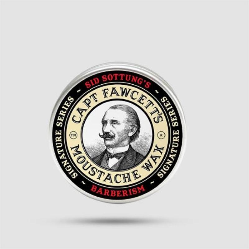 Κερί Για Μουστάκι - Captain Fawcett - Barberism 15ml / 0.5fl.oz