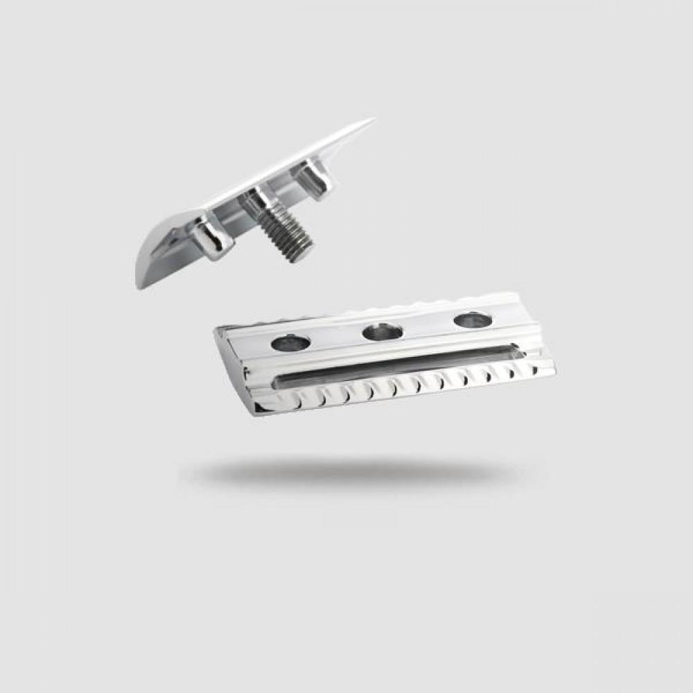 Ανταλλακτική Κεφαλή - Muhle - Closed Comb (R 89 Geschl. Chrom)