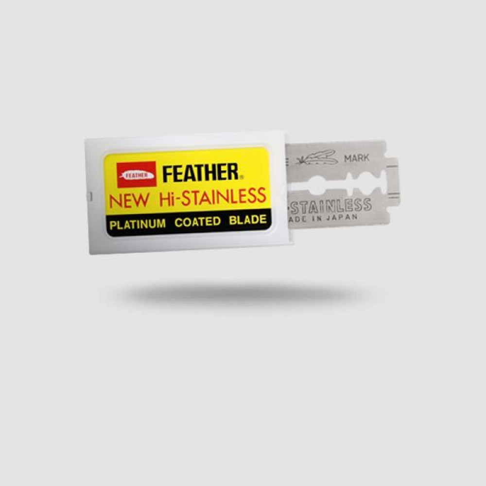 Λεπίδες Ξυρίσματος - Feather - 1 X 10