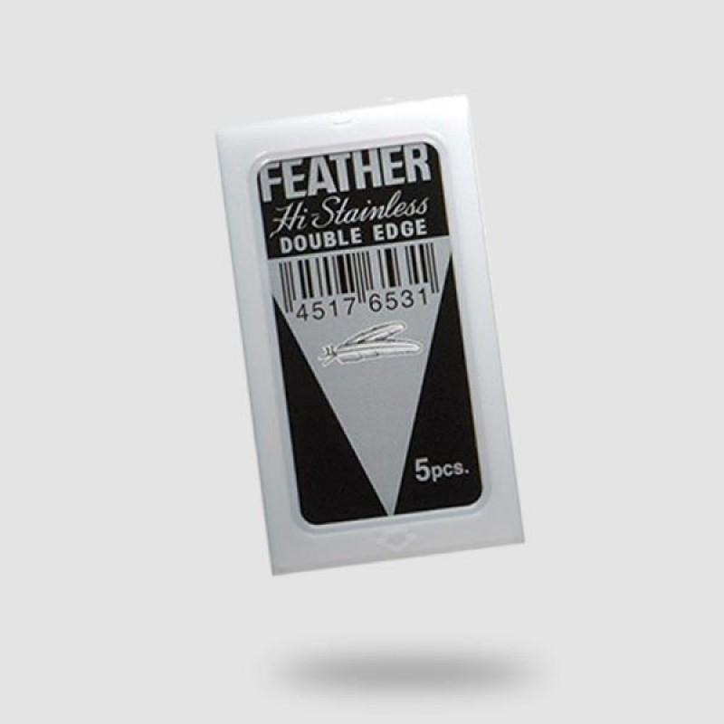 Λεπίδες Ξυρίσματος - Feather - 1 X 5