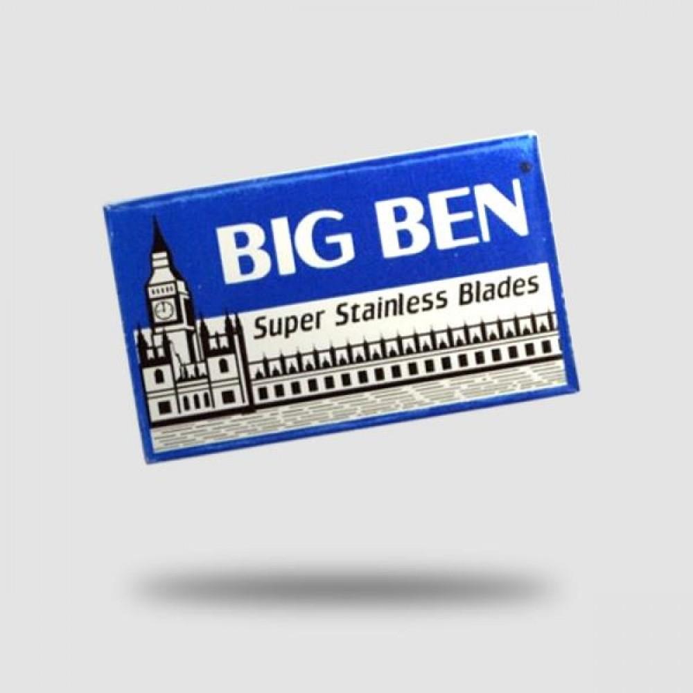 Ανταλλακτικές Λεπίδες Ξυρίσματος - Big Ben - 1 X 5
