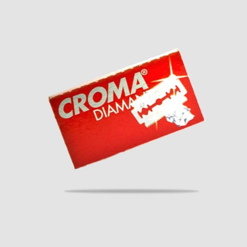 Ανταλλακτικές Λεπίδες Ξυρίσματος - Croma Diamant - 1 X 5