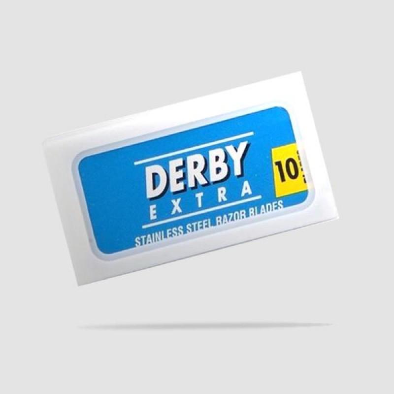 Ανταλλακτικές Λεπίδες Ξυρίσματος - Derby - Blue 1 X 10