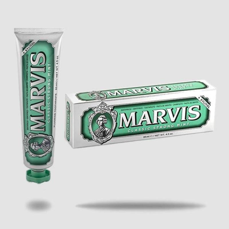 Οδοντόκρεμα - Marvis - Με Επίγευση Μέντας + Xylitol 85ml