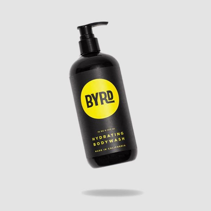Αφρόλουτρο - Byrd - The Hydrating 473ml | 16oz