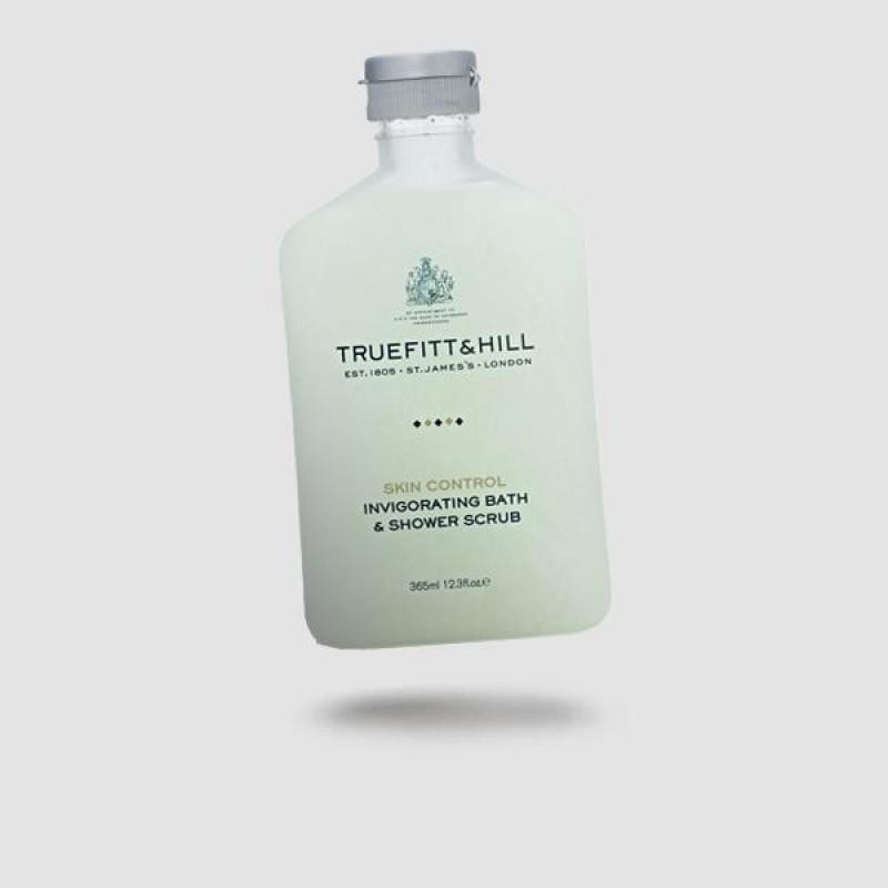Αφρόλουτρο Scrub - Truefitt And Hill - Invigorating 365ml
