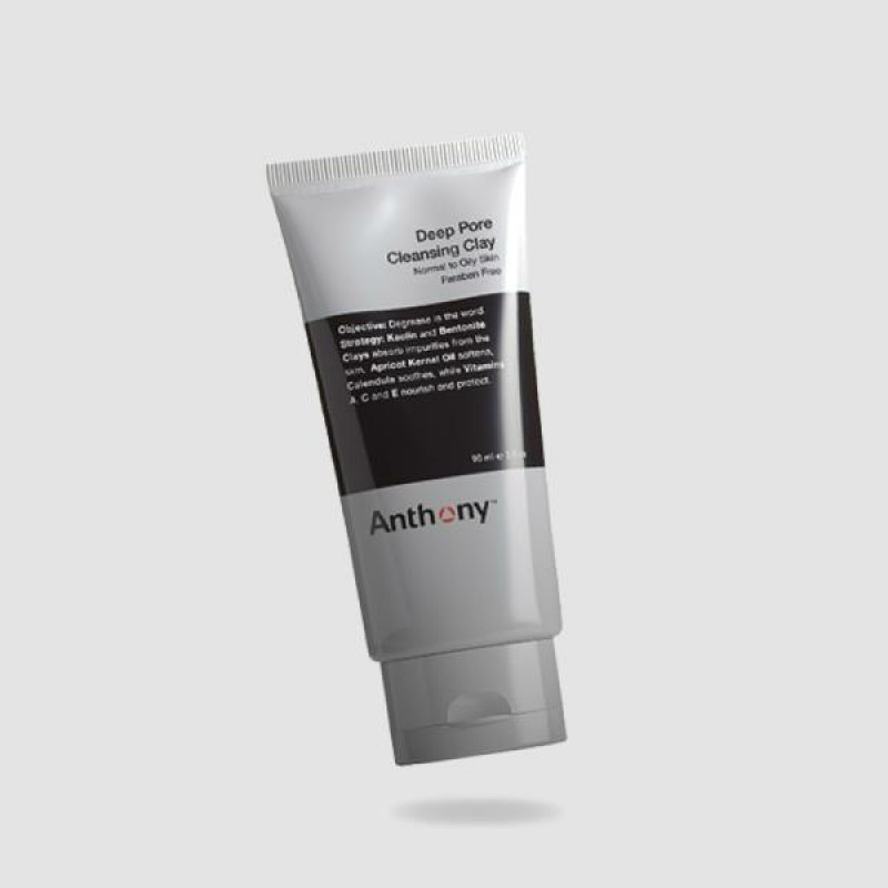 Deep Pore Cleansing Clay - Anthony - Για Βαθύ Καθαρισμό Των Πόρων 90ml