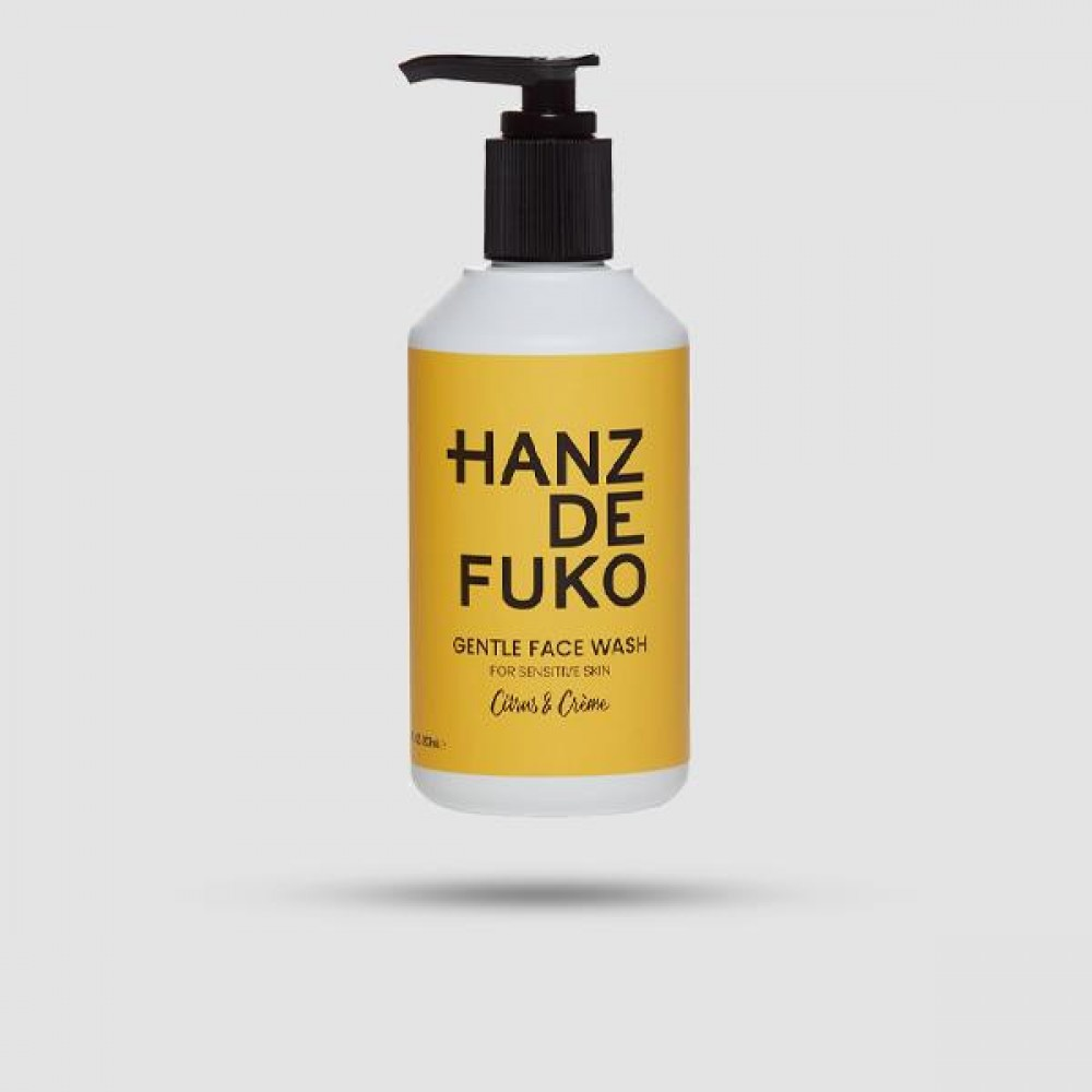 Καθαριστικό Προσώπου - Hanz De Fuko - Ευαίσθητες Επιδερμίδες 237ml