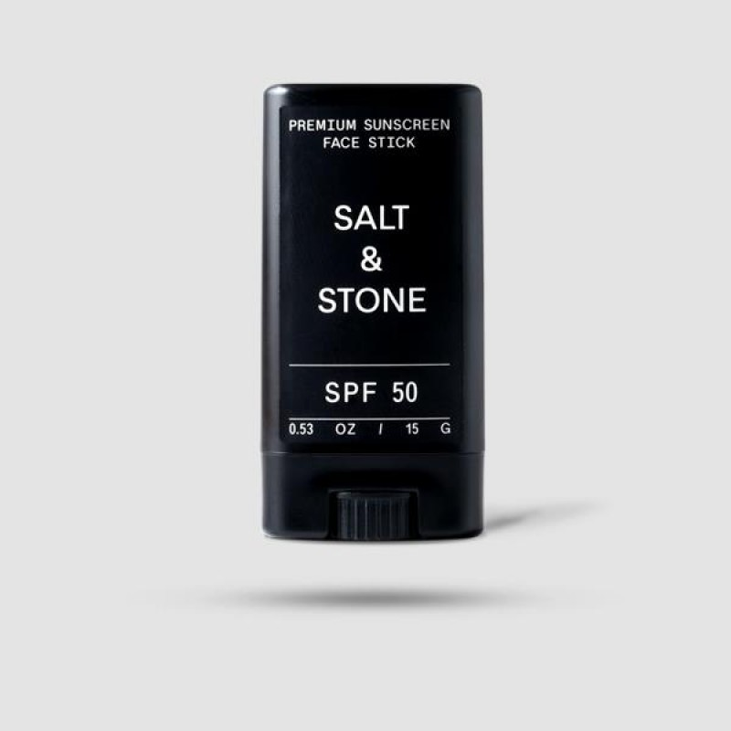 Αντηλιακή Stick  - Salt And Stone - Spf 50 Sunscreen Stick - 15 g / 0.53 fl.oz.