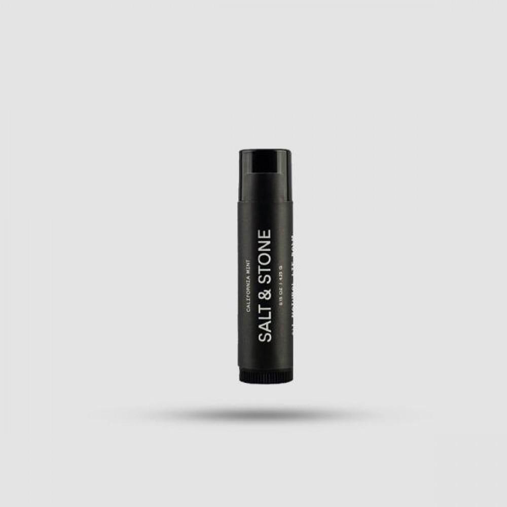Balm Για Τα Χείλια - Salt & Stone - Με Αντηλικά Προστασία spf 30 4.3g