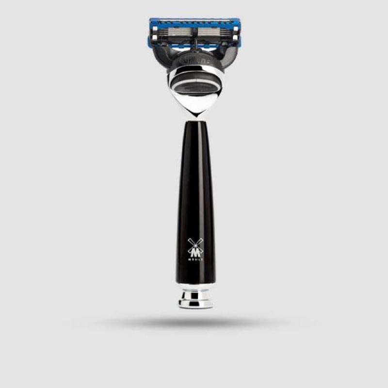 Ξυριστική Μηχανή 5-λεπίδων - Muhle - R 226 F, Gillette® Fusion™
