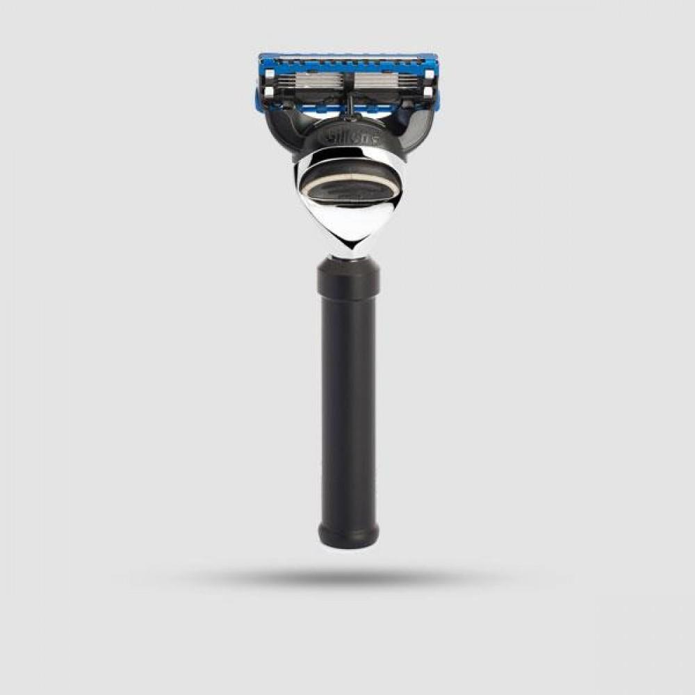 Ξυράφι Ταξιδίου 5 Λεπίδων - Muhle - R 536 F, Gillette® Fusion™