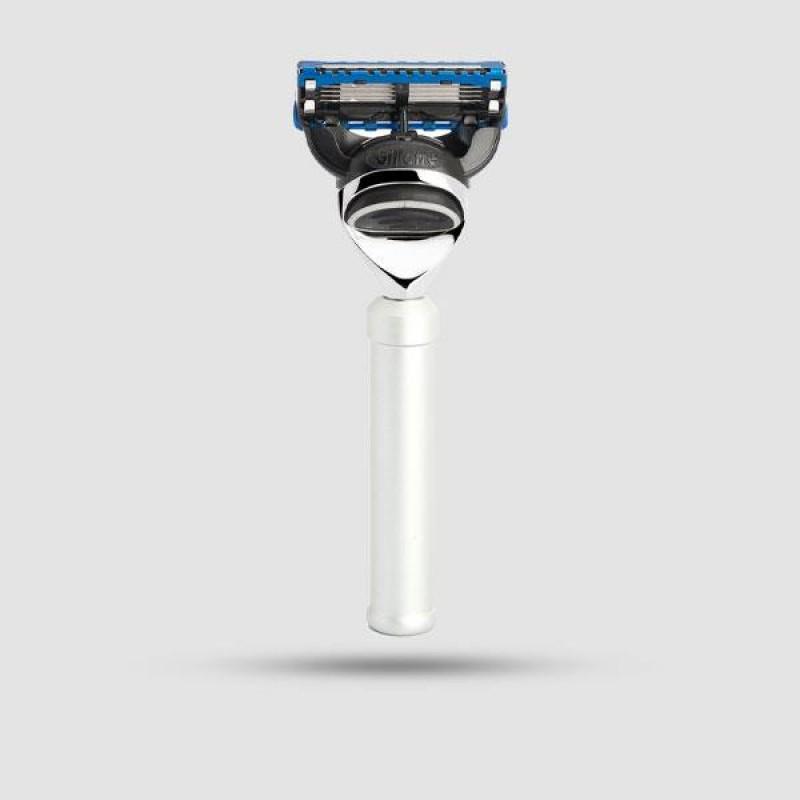 Ξυράφι Ταξιδίου 5 Λεπίδων - Muhle - R 530 F, Gillette® Fusion™