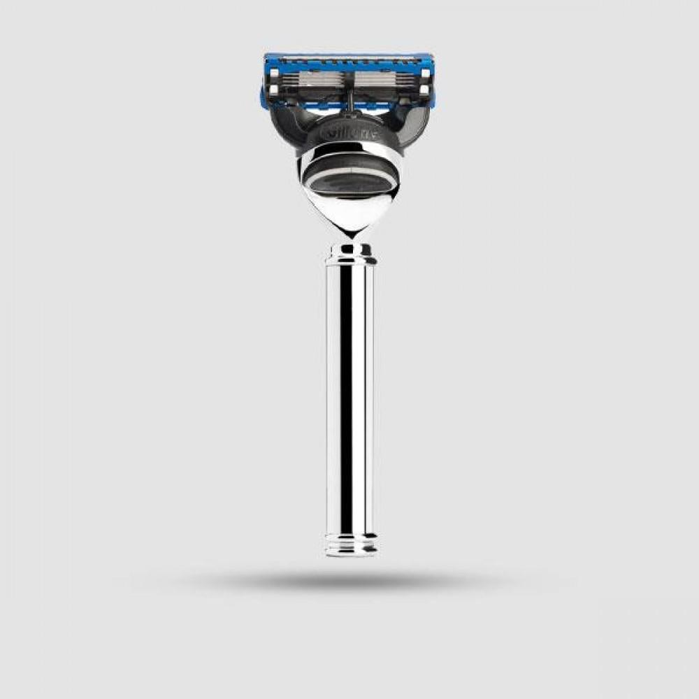 Ξυράφι Ταξιδίου 5 Λεπίδων - Muhle - R 20 F, Gillette® Fusion™