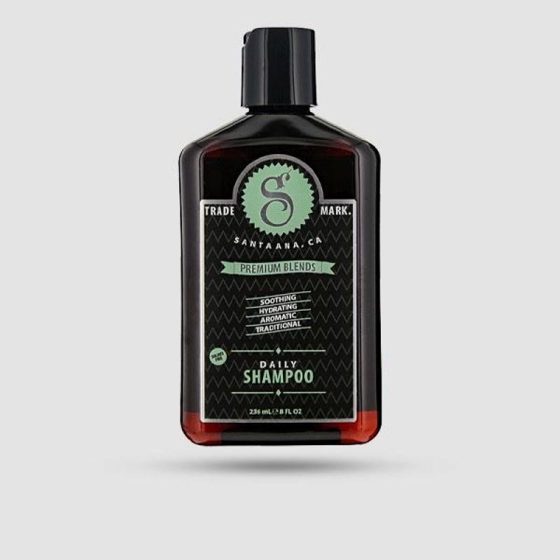 Σαμπουάν Για Μαλλιά - Suavecito - Premium Daily Shampoo 236ml