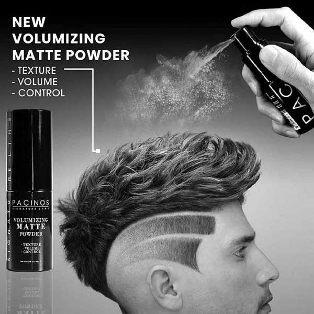 Πούδρα Φορμαρίσματος - Pacinos - Volumizing Matte Powder 4.5g