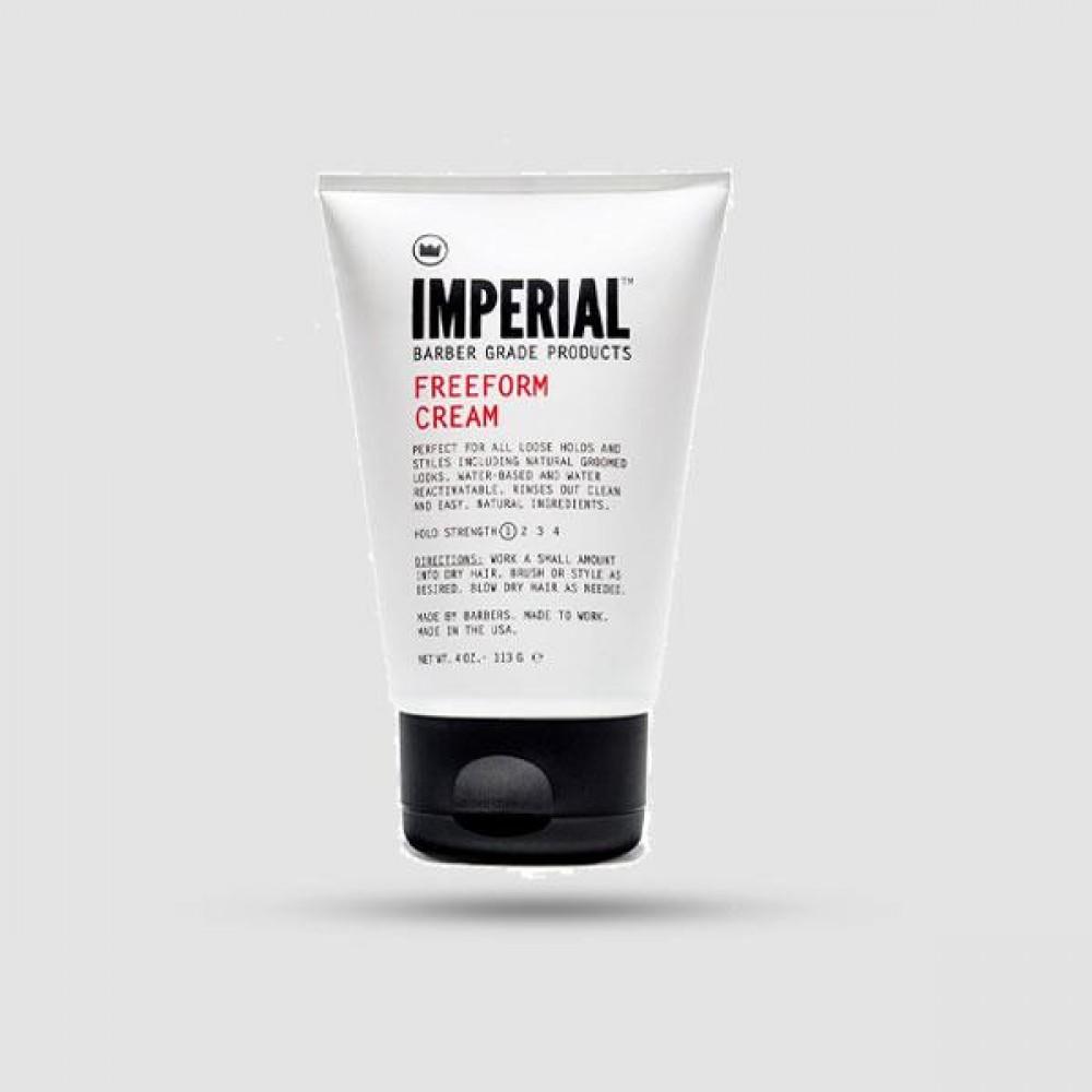 Κρέμα Διαμόρφωσης - Imperial Barbers - Freeform 113 ml