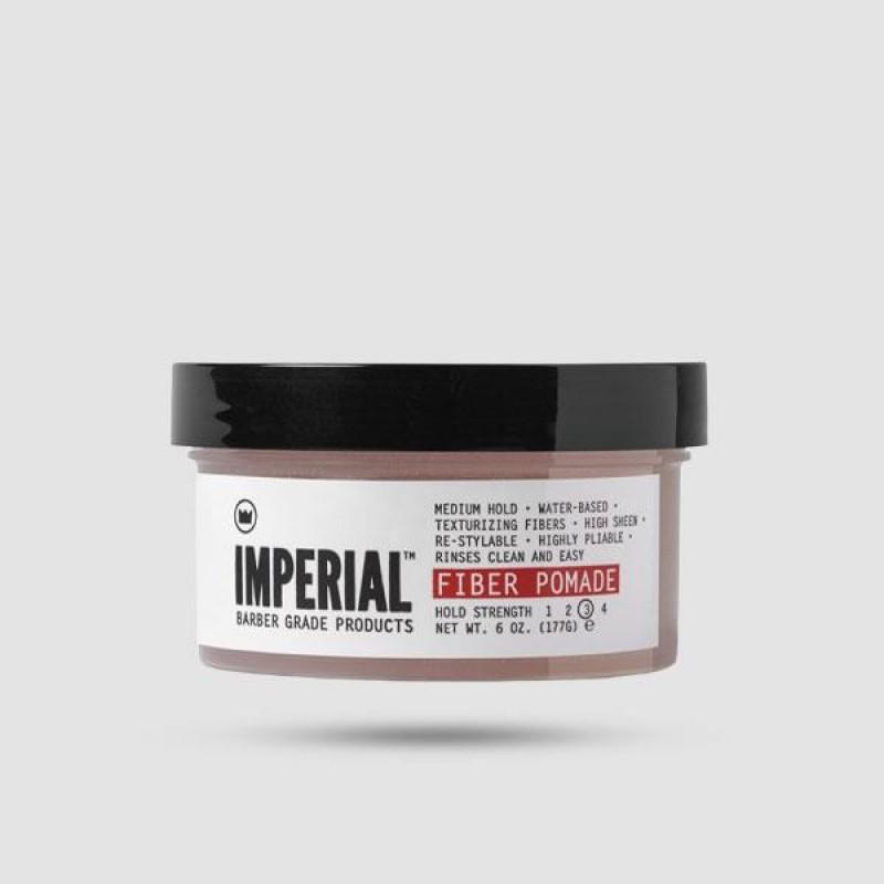 Πομάδα Για Μαλλιά - Imperial Barbers - Fiber 177 ml