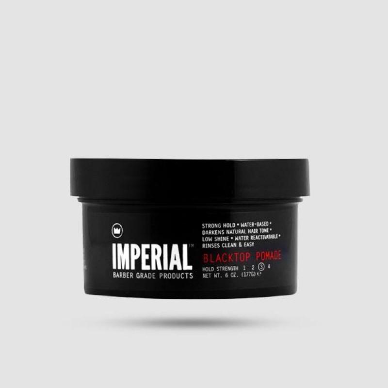Πομάδα Για Μαλλιά - Imperial Barbers - Blacktop 177 ml